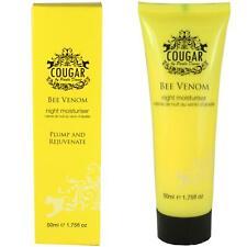 Cougar Bee Venom Night Face Moisturiser Plump & Rejuvenate Anti Wrinkle 50ml