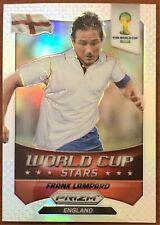 2014 Panini Prizm World Cup Stars PRIZM -- Frank Lampard #13
