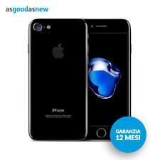 Apple iPhone 7 256GB Jet Black - Originale - Garanzia 12 mesi - Ricondizionato