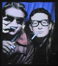 Waylon Jennings Buddy Holly Poster #1 Grand Central Station 1959 Tinted Giclee