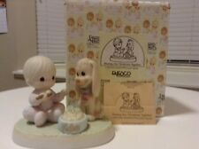 Precious Moments Sharing Our Christmas Together, cute dog w/ original Packaging