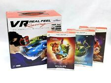 VR Real Feel Racing 3D Reality Simulator & National Geographic 3D Virtual Realit
