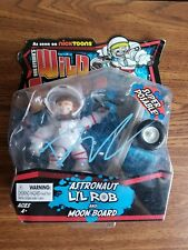 Rob Dyrdek - Hand signed Lil Rob Wild Grinders Toy - authentic autograph