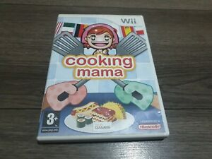 Cooking Mama Nintendo Wii GWC Complete Free Postage