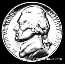 1956 Jefferson Proof Nickel from Proof Set  2017 340