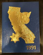 California Highway Patrol CHP Yearbook History 2001 Police Car Uniform Book