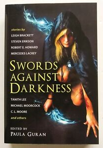 Swords Against Darkness NEW Prime Books Prose Novel Comic Book