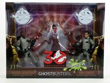 *Damaged Box* Ghostbusters Winston Zeddemore & Ray Stantz Figure 2 Pack 30th Ann
