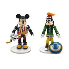 Minimates Disney Kingdom Hearts Mickey Mouse Goofy Figure Set NEW IN STOCK
