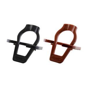 Pfeifenständer Pfeifenknecht für eine Pfeife in schwarz braun oder Metall chrom