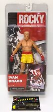 "2012 NECA Rocky IV - Ivan Drago - Yellow Trunks Action Figure 7"" - BRAND NEW"