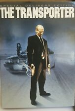 The Transporter Special Delivery Edition New Sealed NIB DVD Video