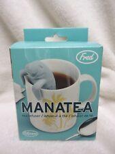 Fred Manatea Silicone Tea Infuser