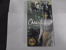 Christy Finding Faith VHS New FEATURE FILMS FOR FAMILIES