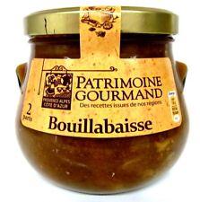 Patrimoine Gourmand, Fischsuppe Soupe de Poissons, Bouillabaisse 780g