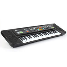 Kinder- Keyboard Musik Klavier Piano Mit Mikrofon