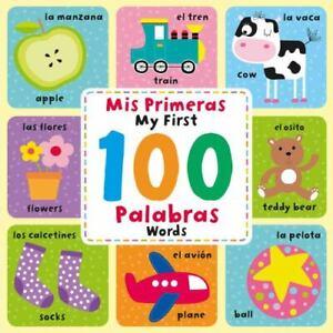 My First 100 Words by Igloo Igloo Books (2019, Children's Board Books), Brand Ne