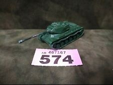 Battlefront Flames Of War World War 2 Metal Resin Soviet IS-2 Guards Heavy Tank