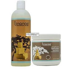 Linange Neutralizing Conditioner + Shea Butter Cream Texturizer 16 fl. oz. Set