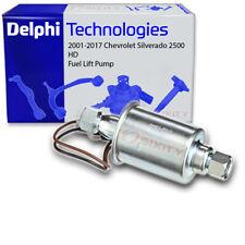 Delphi Fuel Lift Pump for 2001-2017 Chevrolet Silverado 2500 HD - Gas tq