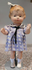 """OLD 13 1/2"""" Composition 1928 Regal Kiddie Pal Dolly Doll Patsy Lookalike"""