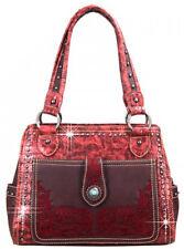 Montana West Embroidery Design Western Style Handbag MW41-8036