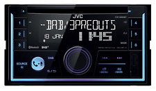 JVC KW-DB93BT 2-DIN CD MP3 DAB+ Autoradio USB Bluetooth Vario Color Doppel DIN