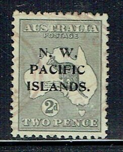New Guinea NWPI 1919 2d grey DIe I used SG106 as scan