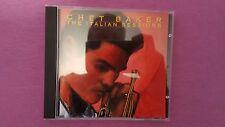 CHET BAKER  - THE ITALIAN SESSIONS. CD