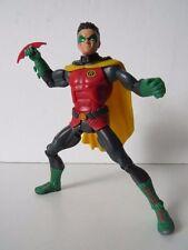 "DC Universe Signature Collection 5.5"" Damian Wayne Robin Action Figure Mattel"