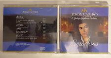 CD Album JOSE CASTRO Tenor & GALAXY SYMPHONIC ORCHESTRA Emotions jc9359
