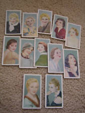 1930'sGodfrey Phillips  Cigarette Cards Film Faves coll