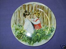 My Memories Collector's Plate - Be My Friend