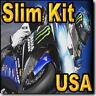 Slim HID Kit H4 9003 (Hi Halogen/Lo HID) For Yamaha R6 1999 2000 2001 2002