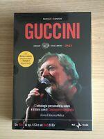 Francesco Guccini _ Parole e Canzoni _ DVD + Libro _ Einaudi NUOVO SIGILLATO