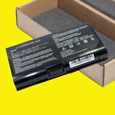 New Laptop Battery for Asus G71V-7T025C G71VG G72 G72G G72GX 5200Mah 8 Cell
