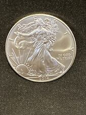 2014 American Silver Eagle - Uncirculated Lot # 1A