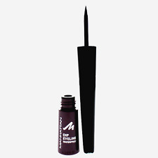MANHATTAN WATERPROOF LIQUID EYELINER - VIOLET 69P PURPLE BRAND NEW