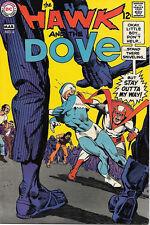 The Hawk and The Dove Comic Book #4, DC Comics 1969 VERY FINE