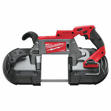 Milwaukee M18 Cbs125-0 Fuel Deep Cut Bandsaw 18v Bare Unit