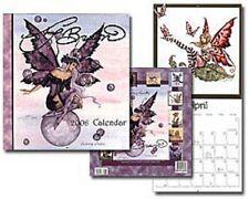 Amy Brown 2006 Calendar Retired Fairy Faery New Mint Fantasy Art Mermaid Dragon