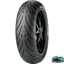 PIRELLI ANGEL GT REAR MOTORCYCLE TYRE-190/55ZR-17 SPORTS TOURING ROAD 61-231-78