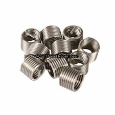 V-Coil Wire Thread Repair Inserts M6x1.0 10 off 3.0D Helicoil compatible