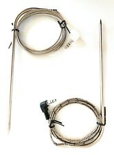 Traeger Pellet Grill Replacement High Temperature Meat Probe Set (2 Probes) BBQ