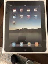 Brand New Apple iPad 1st Gen. 16GB, Wi-Fi, 9.7in -...