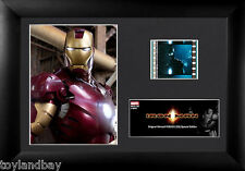 Film Cell Genuine 35mm Framed  Matted Disney Marvel Iron Man 2 Minicell USFC6255