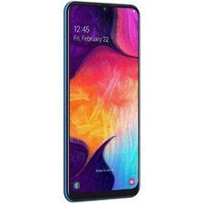 Samsung A505 Galaxy A50 128GB blau LTE/4G Android Smartphone Handy ohne Vertrag