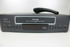 Philips VR 276 / 02 Video Recorder VCR Turbo Drive NTSC Inkl. Fernbedienung