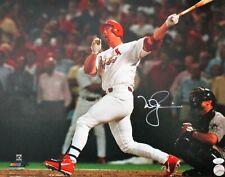 Cardinals MARK McGWIRE Signed 16x20 photo #2 AUTO - 2 x WS Champ -  JSA