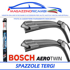 KIT 2 SPAZZOLE BOSCH AEROTWIN A012S RENAULT TWINGO '14 -> SMART FORTWO/FORFOUR